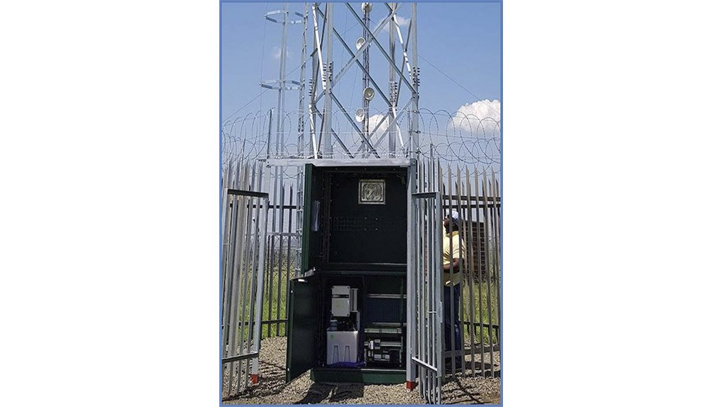 TOWER POWER The 10 kWh batteries can be cycled repeatedly without impacting performance