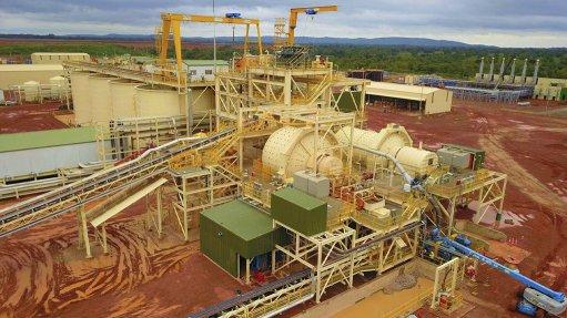 Wahgnion mine, Burkina Faso