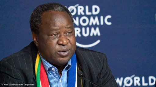Mboweni: Investors at Davos most worried about Eskom, fiscal sustainability