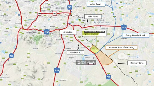 Proposed inland port to change the Gauteng logistics landscape, says developer