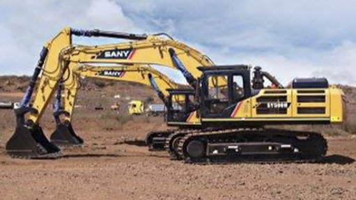 SANY proves a gem in the manganese and iron ore mining sectors