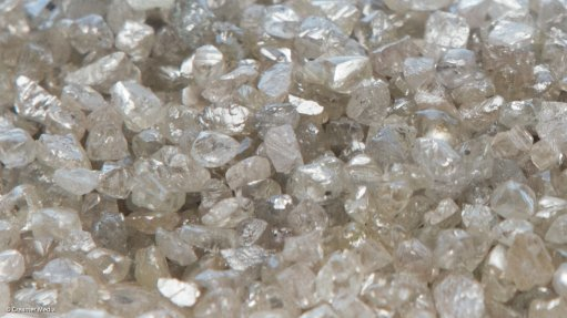 De Beers' rough diamond sales increase in first sight of this year