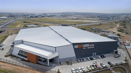 Atterbury hands R150m showroom over to WeBuyCars