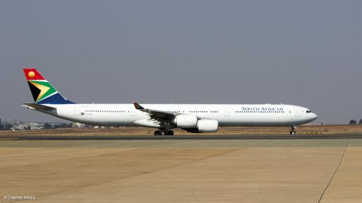 SAA cancels dozens of local and international flights in cost-cutting drive
