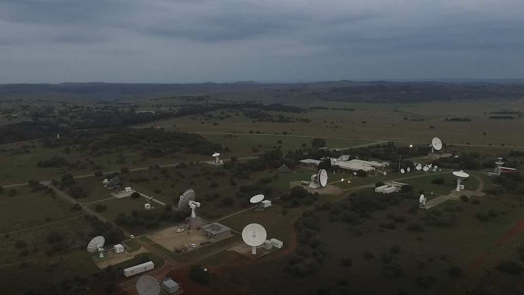 GLOBALLY RESPECTED SANSA Space Operations' main site at Hartbeesthoek