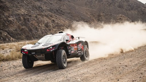 Frenchman clinches Dakar class win in SA-made car