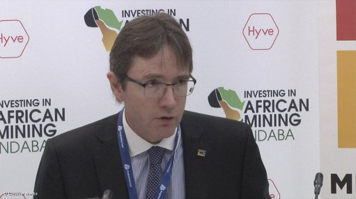 Video: Baxter discusses mining industry's electricity self-generation plan