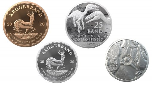 SA Mint commemorates 'renewal' in 2020