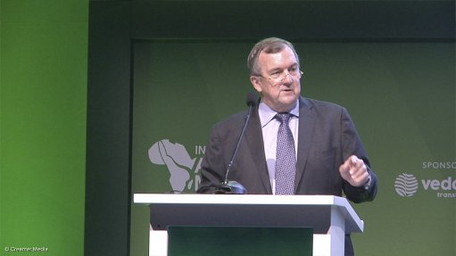 Video: Barrick's Bristow stresses importance of partnerships, a social licence to operate