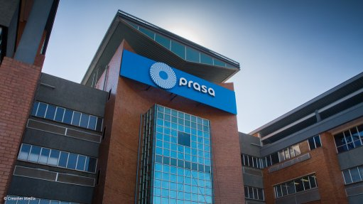 PRASA administrator appoints technical advisory team