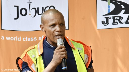 JRA makes headway in its 'war on potholes'
