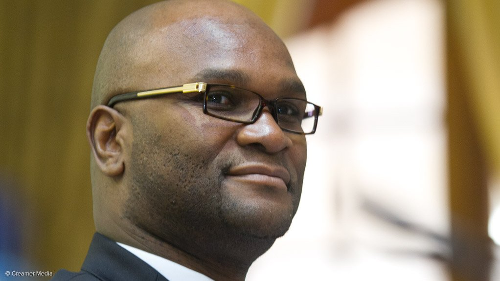 Minister of Sports, Arts and Culture Nathi Mthethwa