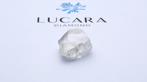 Lucara recovers 549 ct diamond at Karowe