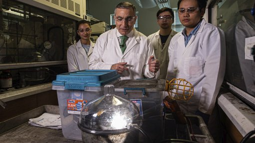 Chemists develop process to turn rubbish into graphene