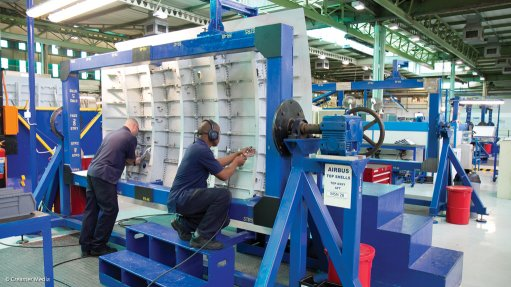 Denel reports it has almost finished closing its aerostructures division