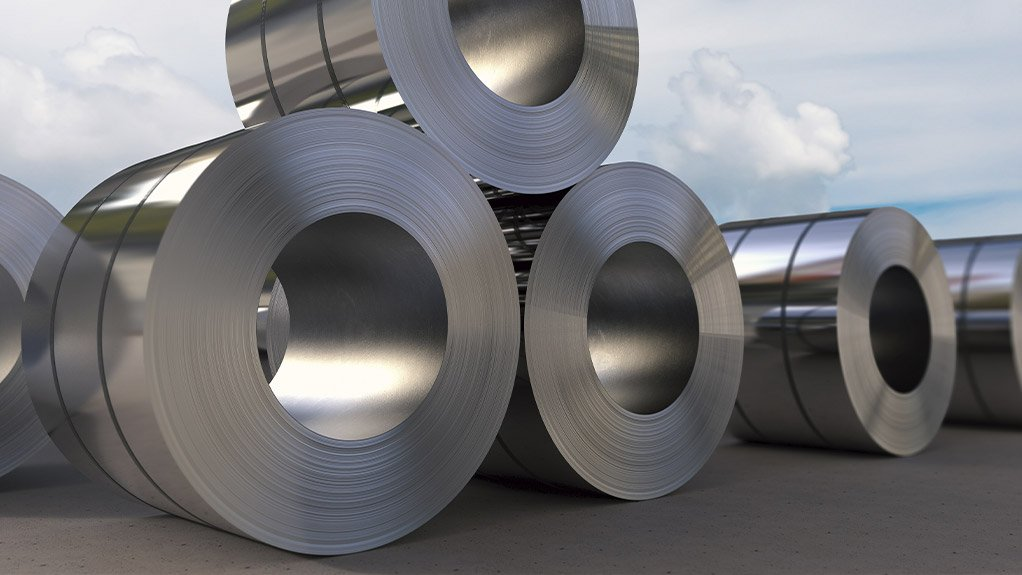 FULL OF VIGOR  Stainless steel is one of the youngest industrial materials globally, managing to positively change people's lives