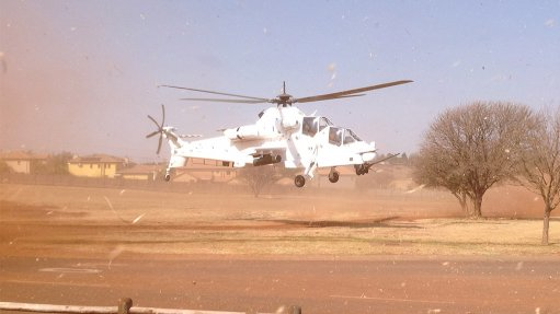 Denel's outlook upgraded by Fitch Ratings