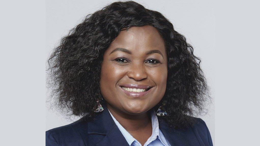 South African Wind Energy Association CEO Ntombifuthi Ntuli
