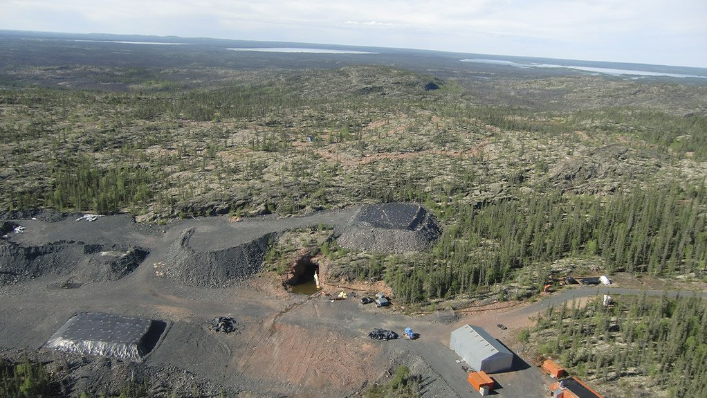 PROJECT OVERVIEW Fortune Minerals is working on increasing grade and gold contribution from its Nico deposit and reducing the capital costs of production facilities
