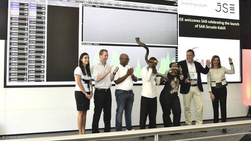 SAB, AB InBev unveil new R5.4bn empowerment scheme