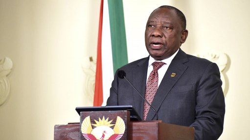 Ramaphosa to meet business executives on infrastructure investment