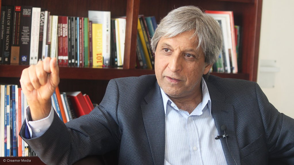 Vice-Chancellor and Principal of the University of the Witwatersrand, Adam Habib