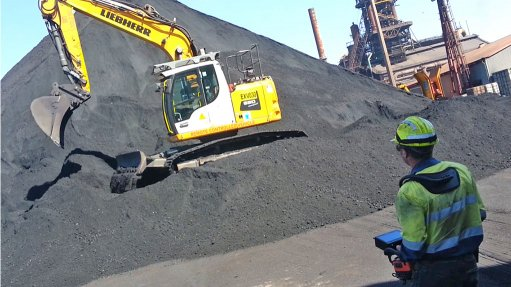 Automation tech supports port bulk handling operation
