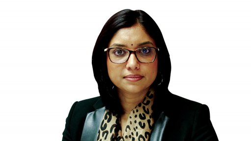 Vedanta's Naidoo calls for increased female representation in mining