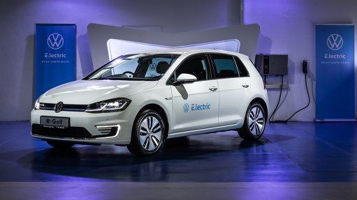 VWSA launches e-Golf project, with the aim to sell EVs from 2022