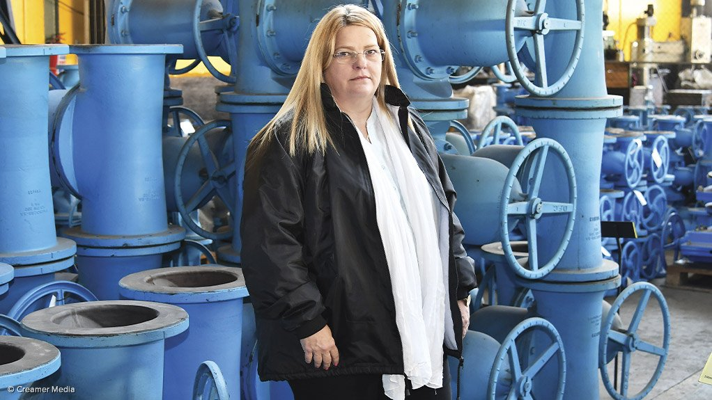 PAM DU PLESSIS The new premises and satellite branches will make operations more efficient