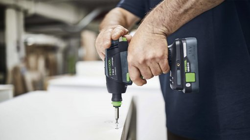Compact battery pack powers cordless tools