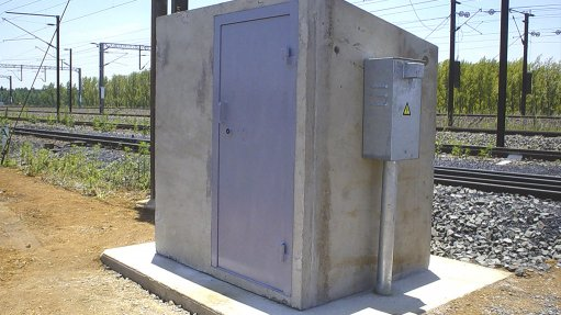 Precast concrete shelters protect equipment