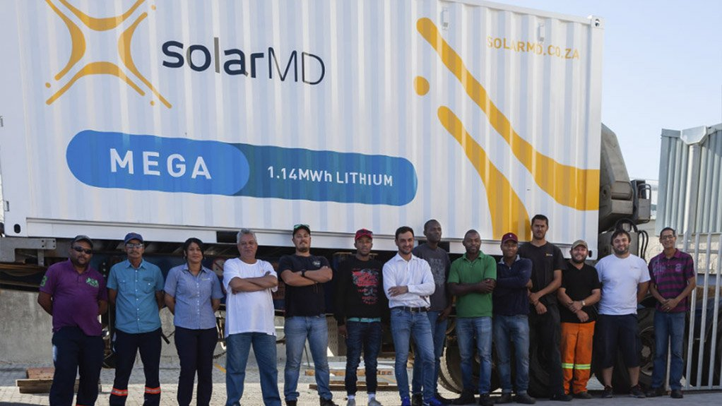 Solar energy storage demand drives LoggerV2 sales
