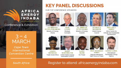 12th Africa Energy Indaba Conference
