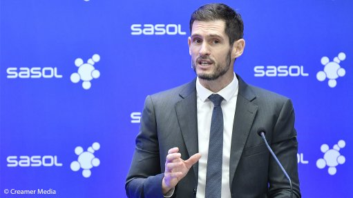 Sasol pulls back on capex as it seeks to deleverage from 'peak gearing'