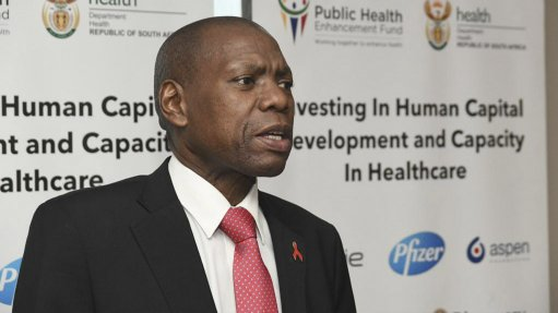 Fund gives public healthcare sector's human resources a boost