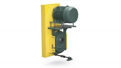 Gear reducer improves coal mine's performance