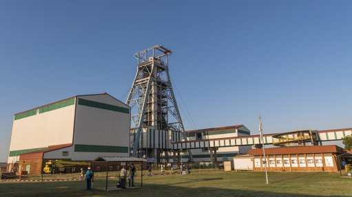 Safety paramount at gold mine