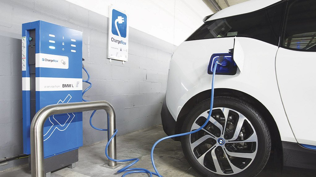 FASTER AND FASTER Charging speed is increasing as the EV continues to evolve