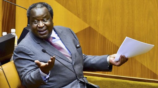 Mboweni: Private pensions should also be used to help cut Eskom's debt