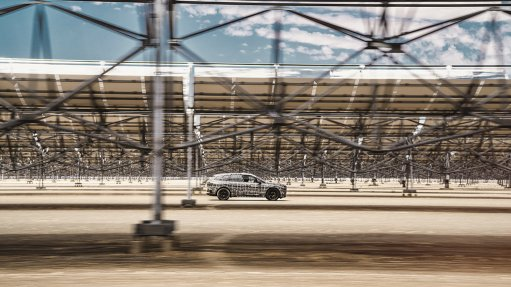 BMW tests electric iNext in Southern Africa ahead of 2021 production start