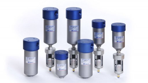 Pneumatic components assist in disposing waste