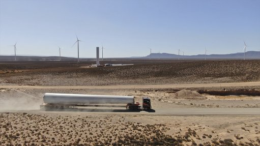 Perdekraal East, Kangnas wind farms both receive last loads