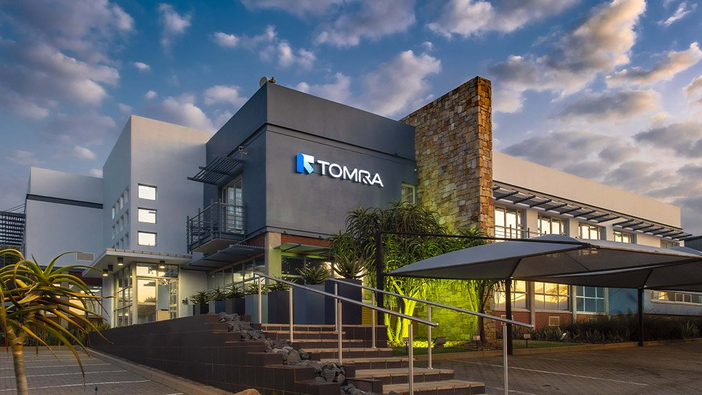 New Headquarters Affirm Tomra Sorting Mining's Commitment To Southern Africa