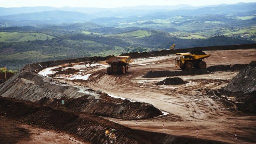 Brazil state prosecutors seek to block expansion of Anglo American mining dam