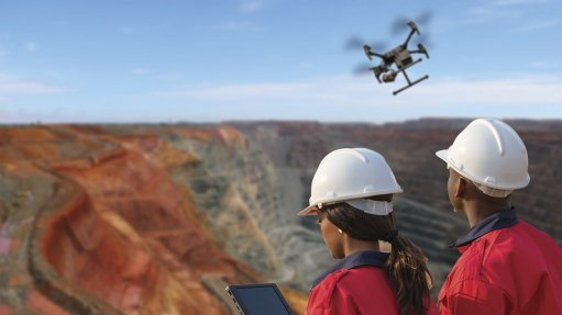 Real-time drone detection  ensures safety at mines