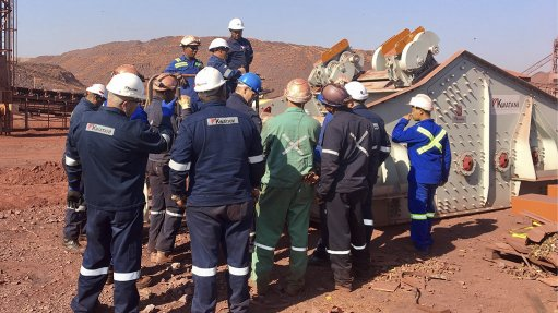 Collaboration boosts local mining economy