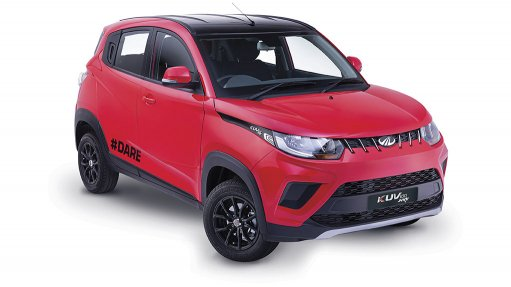 Mahindra SA sees scope for growth in SUV market