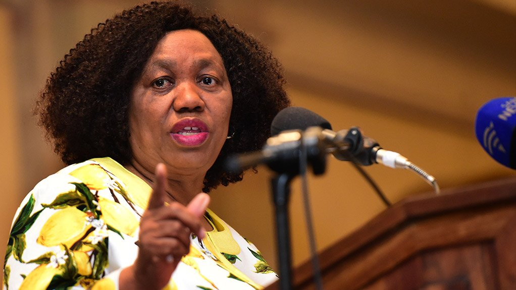 Sa Angie Motshekga Address By Minister Of Basic Education At A Media Briefing Following The Meeting Of The Council Of Education Ministers Pretoria 09 03 2020