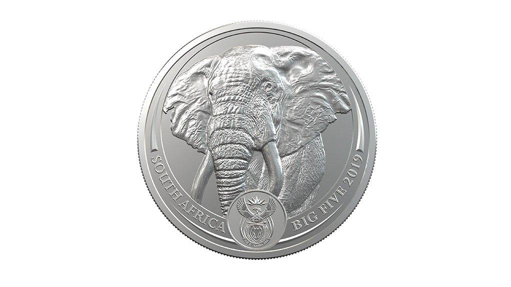 The Big Five range coin marks Prestige Bullion's first entry into the platinum bullion market